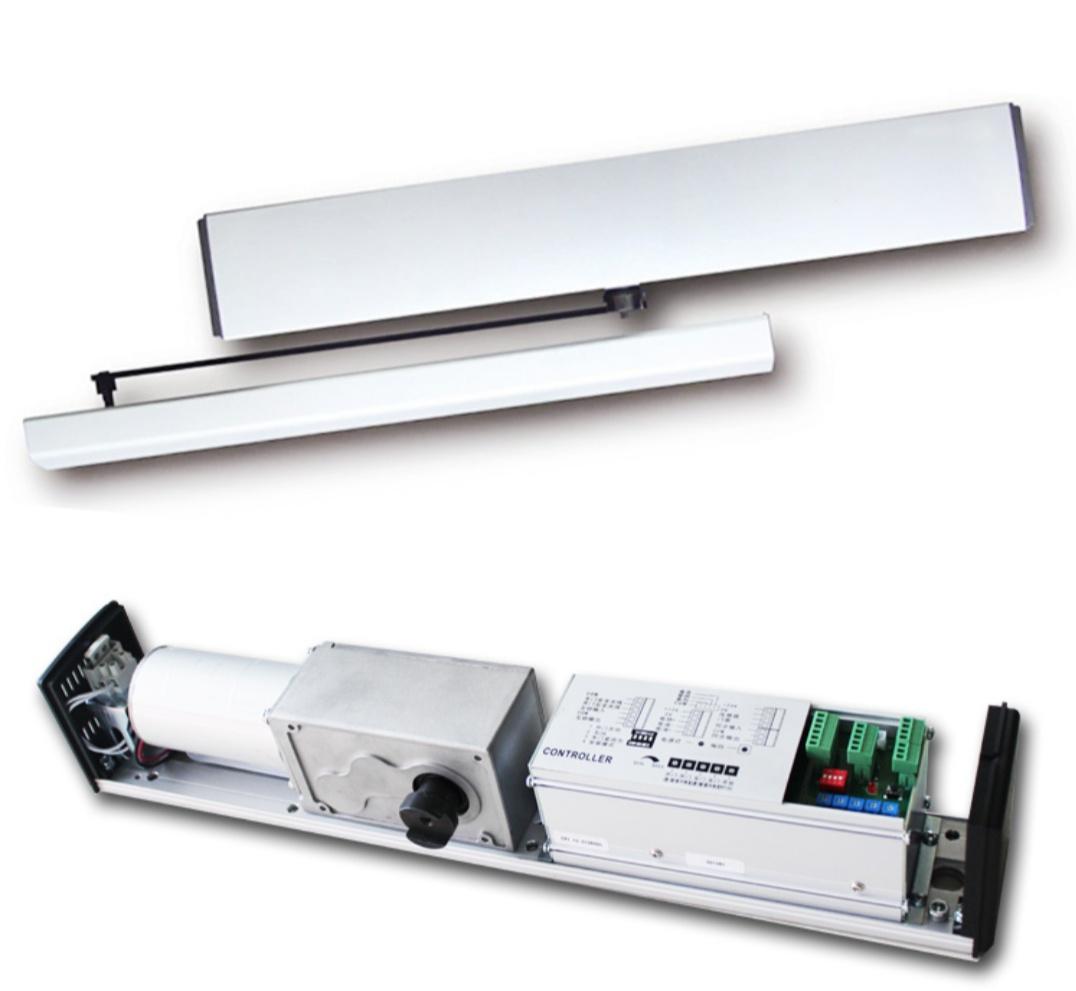 自动平开门  90度电动闭门器 宽电压版